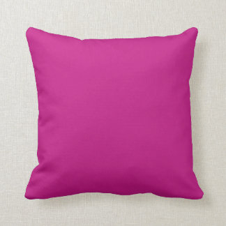 solid violet red pillows