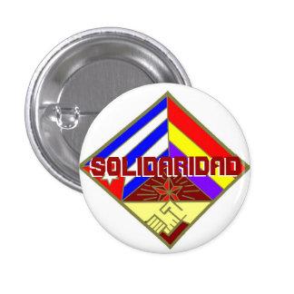 SOLIDARIDAD CON CUBA PIN