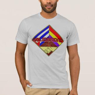 SOLIDARIDAD CON CUBA T-Shirt