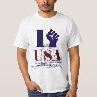 Solidaridad de los E.E.U.U. Remera