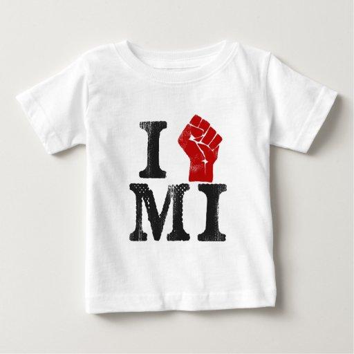 Solidaridad de Michigan T Shirts
