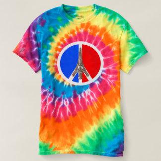 Solidarité Peace Eiffel Tower T-shirt