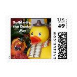Solidarity at Thanksgiving (Small Horizontal) Stamps