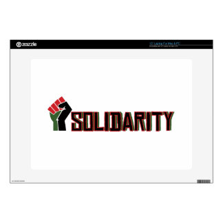 Solidarity Decals For Laptops