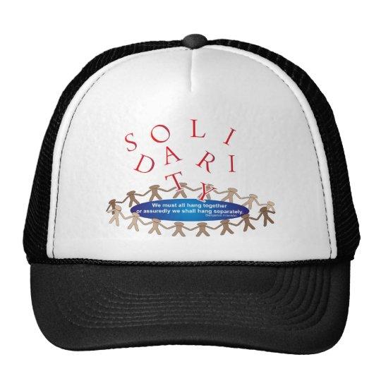 Solidarity Expressions Trucker Hat