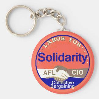 Solidarity Keychain
