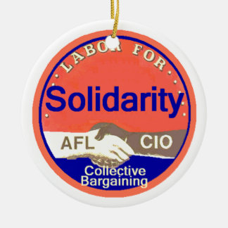 Solidarity Ornament