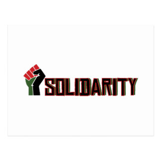 Solidarity Postcard