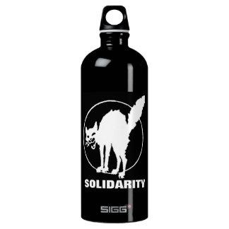 solidarity SIGG traveler 1.0L water bottle