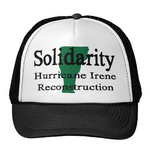 Solidarity Trucker Trucker Hat