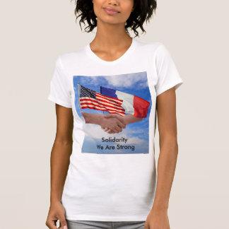 Solidarity Womens Am Apparel Fine Jersey T-Shirt