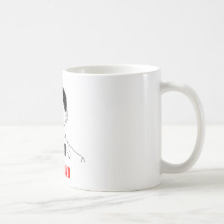 solidchainwear not bad Obama Classic White Coffee Mug