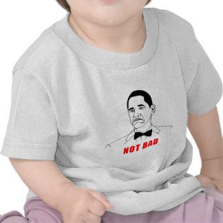 solidchainwear Obama no malo Camisetas