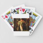 solider del navidad baraja cartas de poker