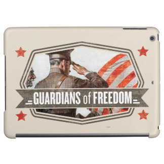 Solider-Guardian of Freedom iPad Air Case