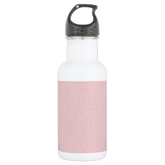 solidf LIGHT PINK SOLID COLORS BACKGROUNDS WALLPAP Water Bottle