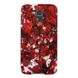 Sólido antiguo abstracto Shin del arte de la moda  Fundas Para Galaxy S5