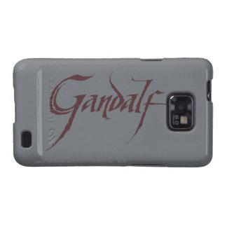 Sólido conocido de Gandalf Samsung Galaxy S2 Funda