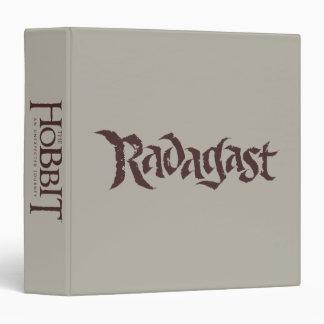 """Sólido conocido de RADAGAST™ Carpeta 1 1/2"""""""