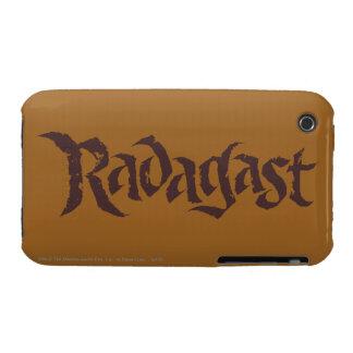 Sólido conocido de RADAGAST™ Funda Para iPhone 3