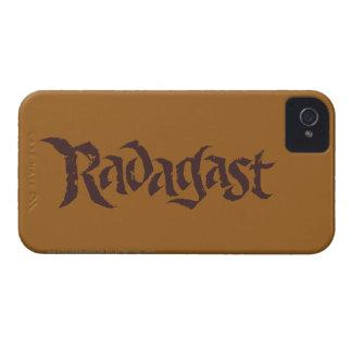 Sólido conocido de RADAGAST™ Funda Para iPhone 4 De Case-Mate