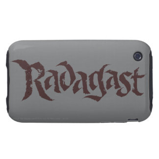 Sólido conocido de RADAGAST™ Funda Though Para iPhone 3