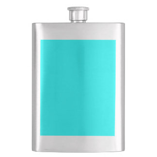 Sólido de gama alta de la aguamarina coloreado cantimplora