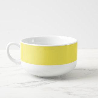Sólido de gama alta del maíz coloreado tazón para sopa