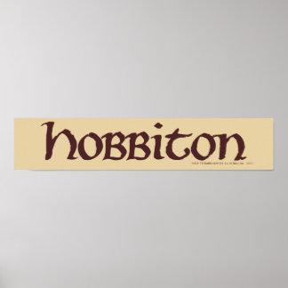 Sólido de HOBBITON™ Póster