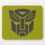Sólido del escudo de Autobot Mouse Pad