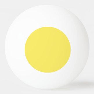 Sólido vibrante del maíz coloreado pelota de tenis de mesa