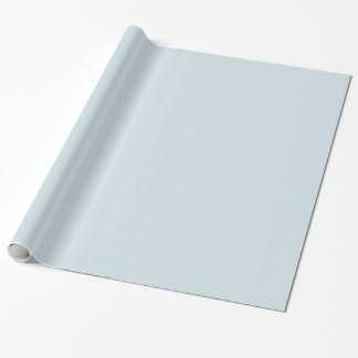SOLIDR LIGHT BABY BLUE SOLID COLOR BACKGROUND WALL WRAPPING PAPER