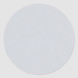 solidU SOLID LIGHT GREY SPECKLED GRAY COLOR BACKGR Classic Round Sticker