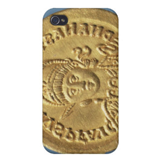 Solidus minted by Theodoric I iPhone 4/4S Case