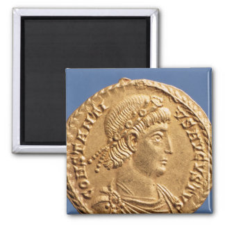 Solidus  of Constantinius II Magnet