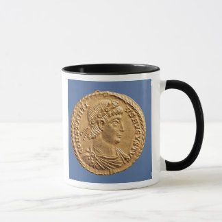 Solidus  of Constantinius II Mug