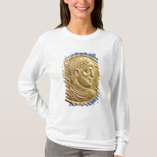 Solidus  of Julian the Apostate  draped T-Shirt