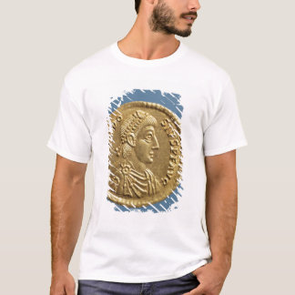 Solidus  of Theodosius I the Great  draped T-Shirt