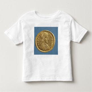 Solidus  of Theodosius I the Great  draped Tee Shirt