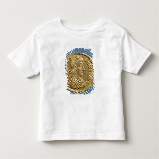 Solidus  of Theodosius I the Great  draped T Shirt