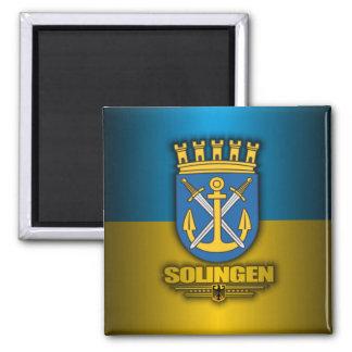 Solingen 2 Inch Square Magnet
