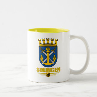 Solingen Two-Tone Coffee Mug