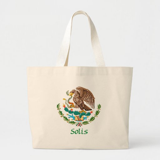 Solis Mexican National Seal Bags