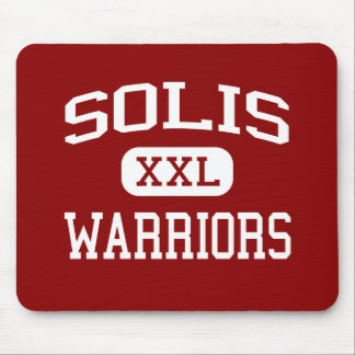 Solis - Warriors - Middle School - Donna Texas Mouse Pads