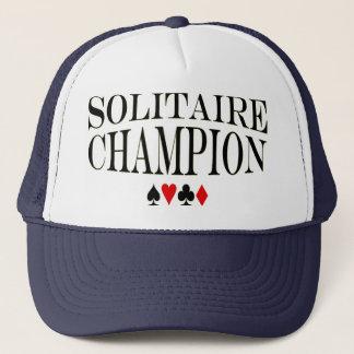 Solitaire Champion Trucker Hat