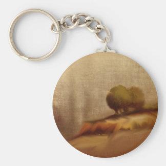 Solitario toscano llavero redondo tipo pin