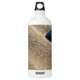 Solitary beach water bottle