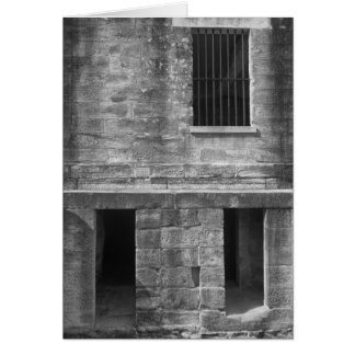 Solitary Confinement Greeting Cards