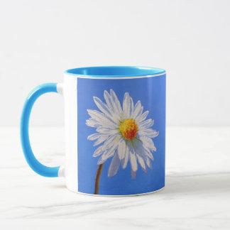 Solitary Daisy Mug