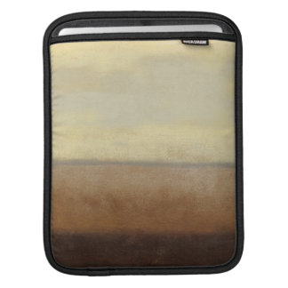 Solitary Desert Landscape by Norman Wyatt iPad Sleeve
